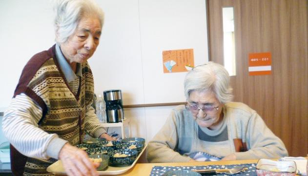 介護老人福祉施設ユニット型